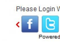 Social Login, Social Sharing, Social Commenting and more