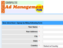 Softbiz Ad Management PLUS