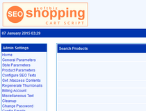 Softbiz Shopping Cart Script