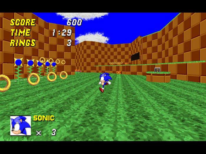 Sonic: Robo Blast 2