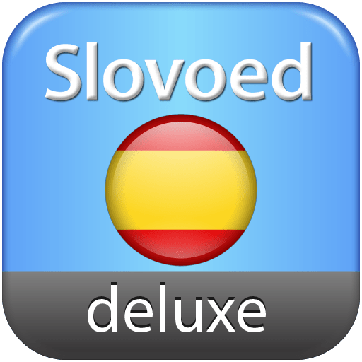 Spanish Explanatory Slovoed Deluxe talking dictionary
