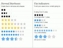 Starbox