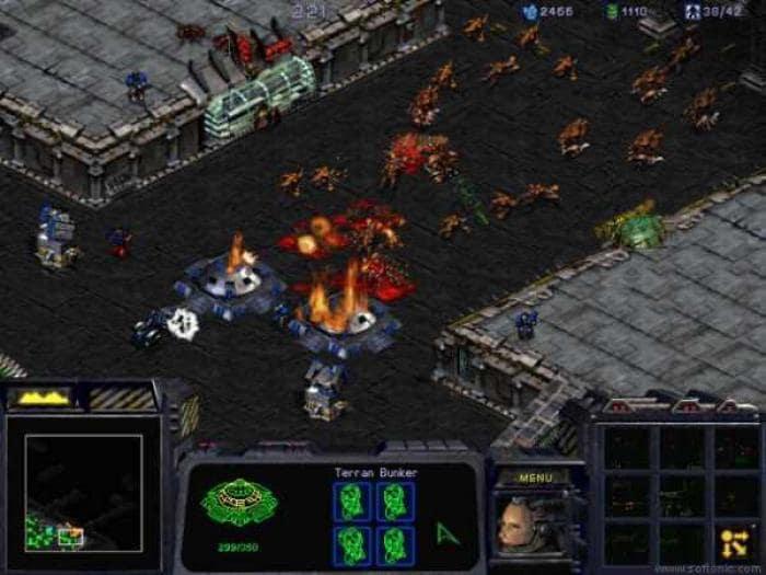 StarCraft Update