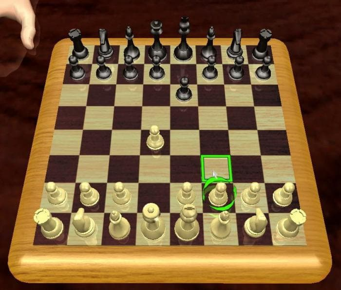 Steviedisco 3D Chess