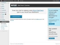 Sucuri Security - SiteCheck Malware Scanner