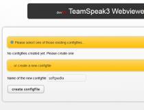 TeamSpeak3 Webviewer
