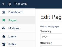 Thor CMS