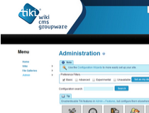 Tiki Wiki CMS Groupware