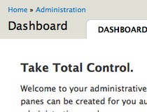 Total Control Admin Dashboard