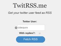 TwitRSS.me