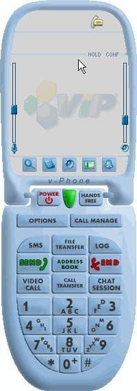 V-Phone Communication Center