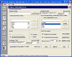 VisNetic MailScan for SMTP