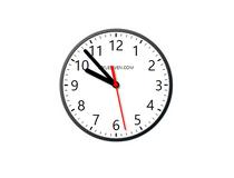 Web Clock-7