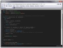 webkit-editor