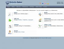 Website Baker