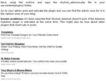 WhyDoWork AdSense Plugin