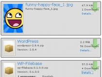 WP-Filebase Download Manager