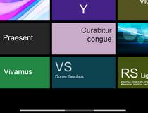 XML Content Grid
