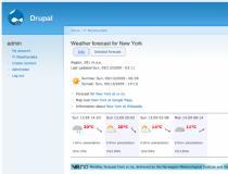 Yr Weatherdata