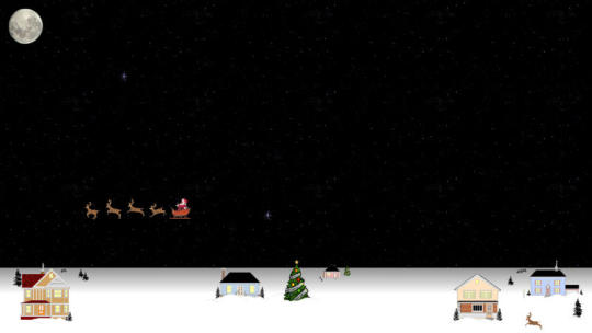 1 Nutty Santa Screen Saver