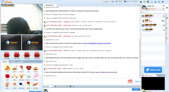 123 Flash Chat Module for DNN