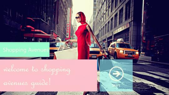 2013 World's Best Shopping Avenues Guide