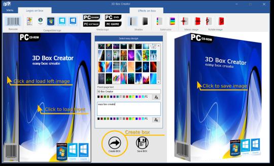 3D Box Creator