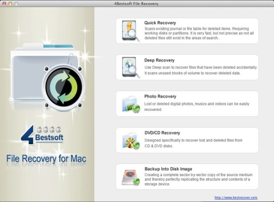 4Bestsoft File Recovery (Mac)