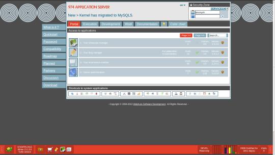 974 Application Server