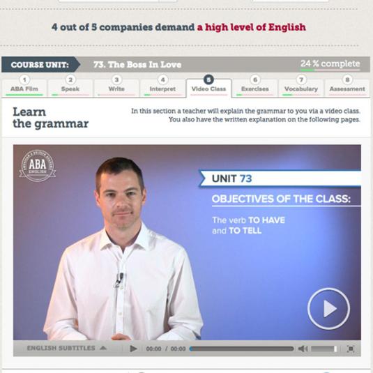 ABA English Course (German)