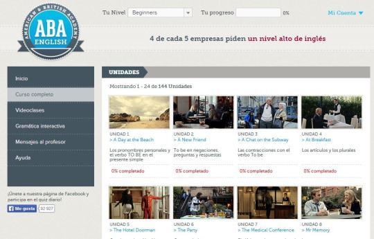 ABA English Course (Portuguese)