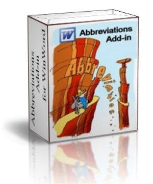 Abbreviation Management (Winword Plugin)