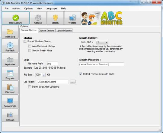 ABC Monitor Lite