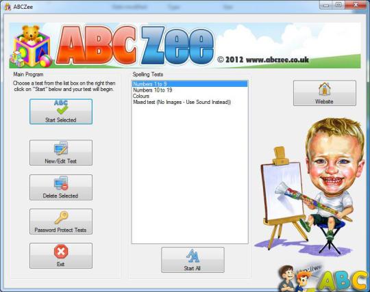 ABCZee Spelling Tool