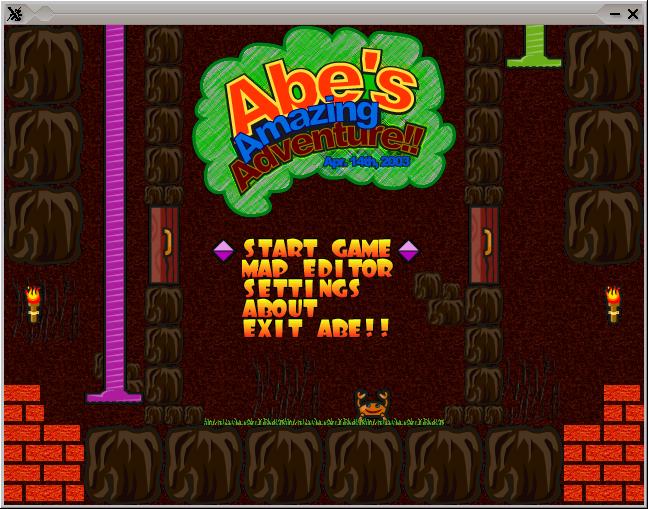 Abe's Amazing Adventure