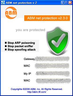 ABM Net Protection