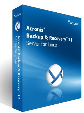 Acronis Backup & Recovery for Linux Server