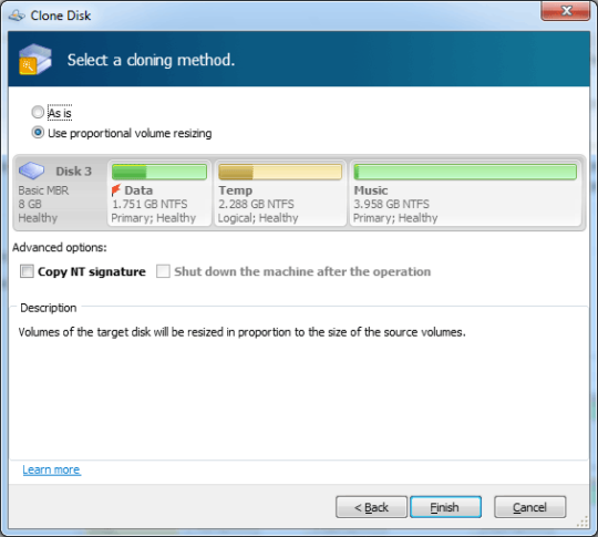 Acronis Disk Director Home