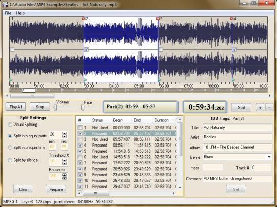 AD MP3 Cutter