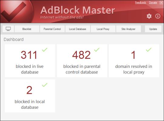AdBlock Master