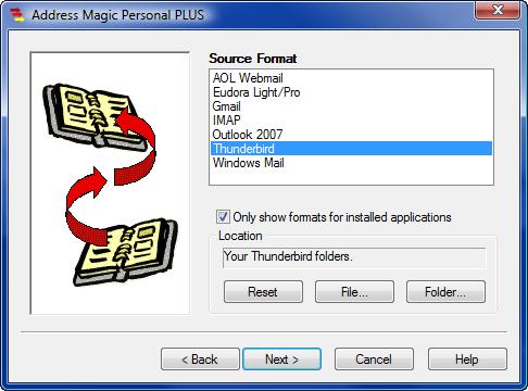 Address Magic Personal Plus