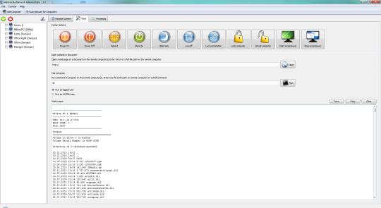 AdminZilla Network Administrator