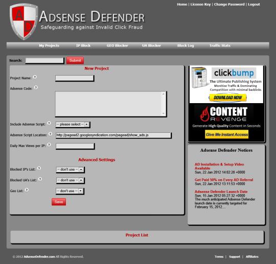 Adsense Defender