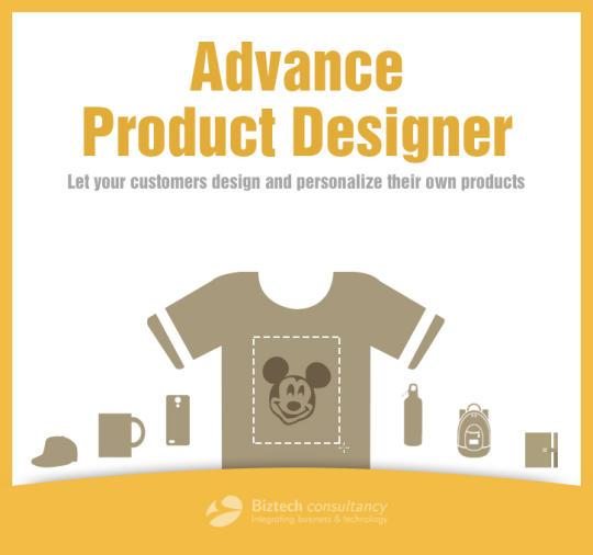 Advance Product Designer Extension