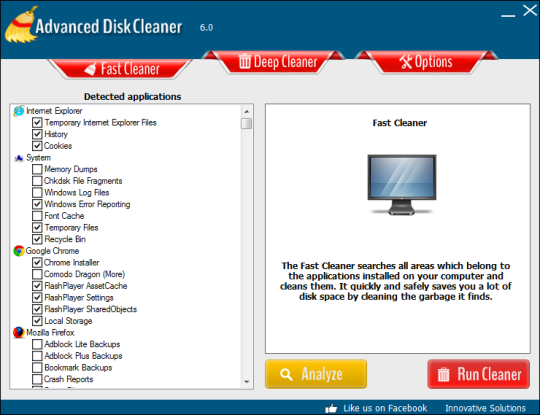 Advanced Disk Cleaner