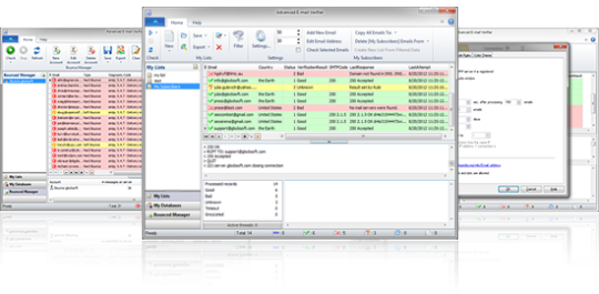 Advanced Email Verifier