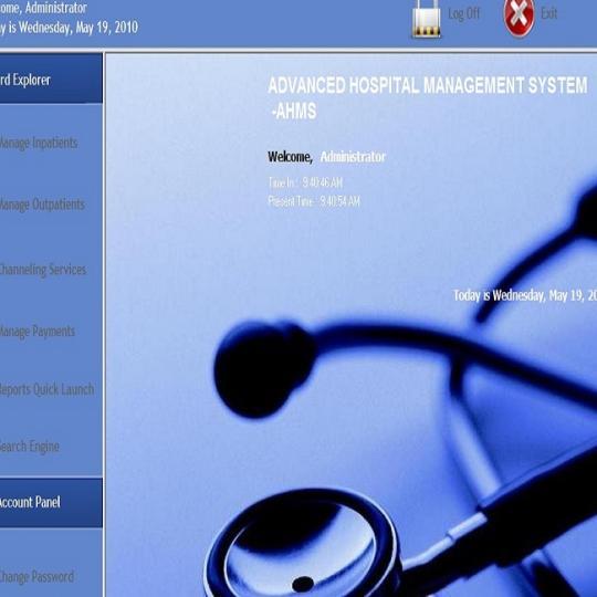 Advanced Hospital Management System