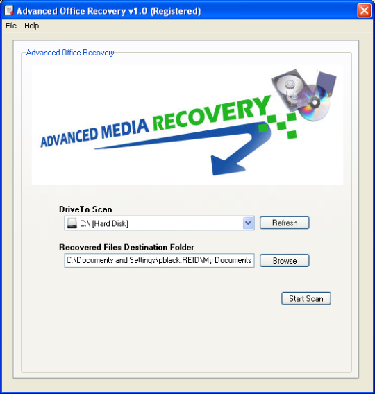 Advanced Office Recovery