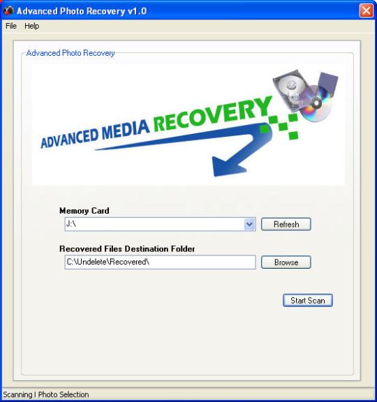 Advanced Photo Recovery