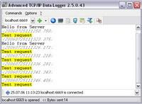Advanced TCP/IP Data Logger